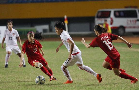 ĐT nữ Việt Nam – U20 Australia: Thắng để vào chung kết