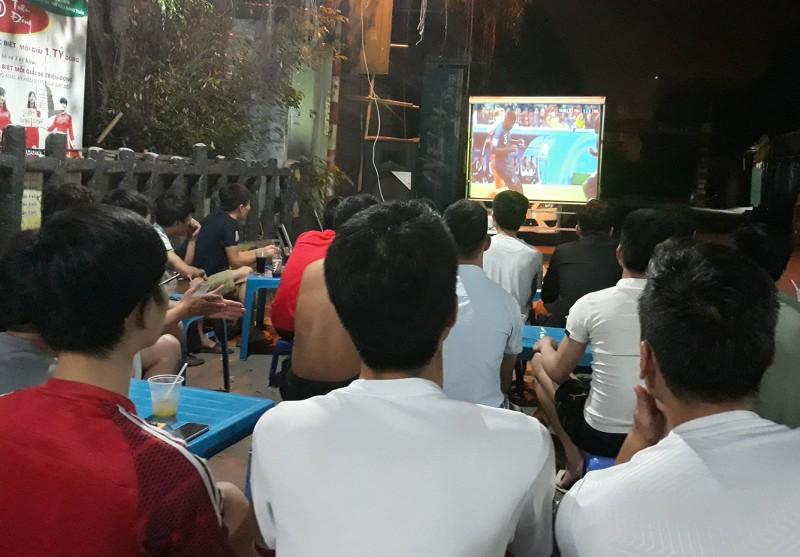 Công nhân mùa World Cup