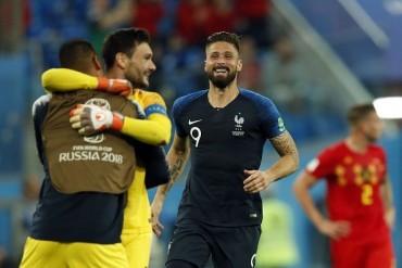 Pháp nắm trong tay lợi thế lớn để lần thứ 2 vô địch World Cup