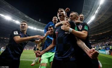 Croatia sẽ làm nên lịch sử vòng chung kết World Cup 2018?