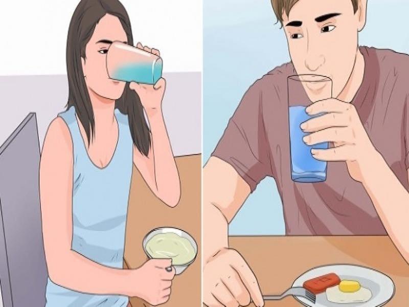 Bạn nên chờ bao lâu để uống nước sau khi ăn?