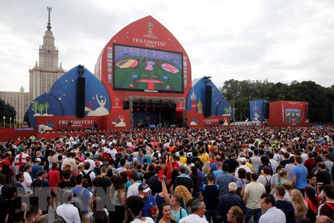 FIFA: World Cup giúp thay đổi quan điểm của mọi người về Nga