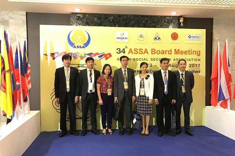 Từ 12-15/9/2018: BHXH Việt Nam chủ trì tổ chức Hội nghị ASSA 35