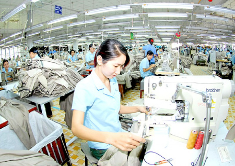 Việt Nam - nước sản xuất hàng đầu thế giới về dệt may