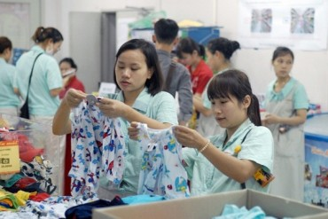 Tạo sự bình đẳng với lao động nữ