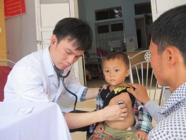 Hướng dẫn áp mã dịch vụ khám, chữa bệnh BHYT tại trạm y tế xã