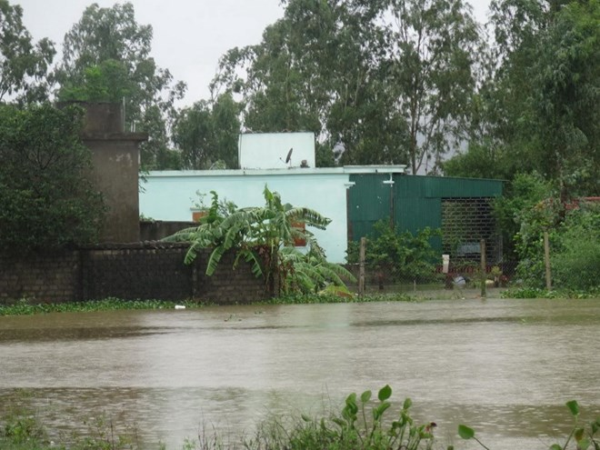 Bắc Bộ, Bắc Trung Bộ mưa rất to, nguy cơ lũ quét, sạt lở đất tiếp diễn