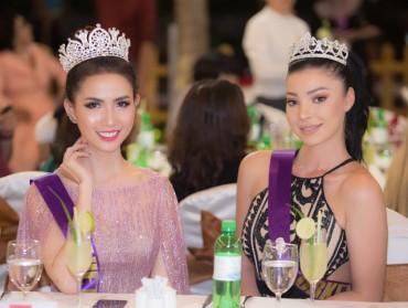 Phan Thị Mơ được bình chọn đẹp nhất đêm khai mạc Hoa hậu đại sứ du lịch