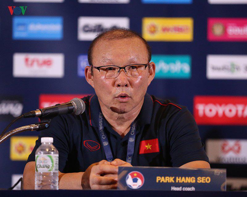 HLV Park Hang Seo lỡ cơ hội đối đầu trực tiếp với người thầy của mình