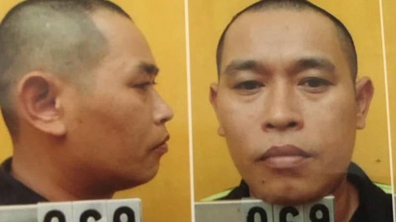 Bắt được đối tượng thứ 2 trốn trại tạm giam của Công an Bình Thuận