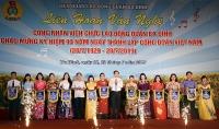 LĐLĐ quận Ba Đình: Hiệu quả từ các phong trào thi đua