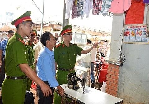 Công an TP Hà Nội: Đẩy mạnh công tác phòng cháy chữa cháy
