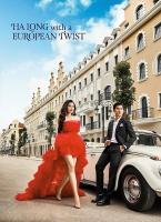 Á hậu Tú Anh tô điểm thêm vẻ lộng lẫy của Shophouse Europe
