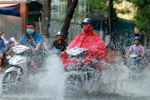 Dự báo thời tiết 20/7: Hà Nội ngày nắng cháy da, chiều tối đổ mưa dông