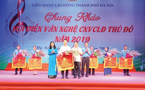 Công đoàn Viên chức Thành phố Hà Nội: Mỗi hoạt động đều thiết thực, hiệu quả