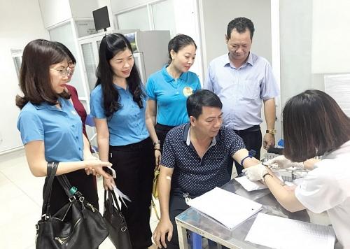 Liên đoàn Lao động quận Nam Từ Liêm: Lấy người lao động làm trung tâm