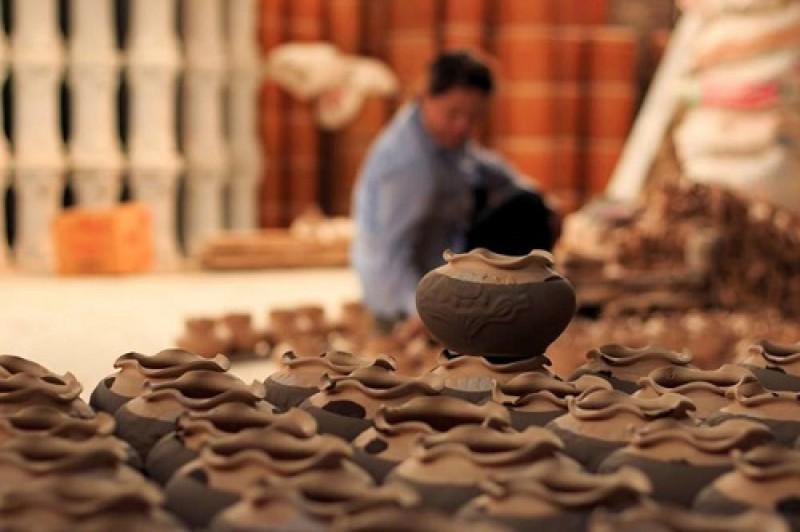 Gốm Kim Lan - làng nghề ngàn năm tuổi đất Hà Thành
