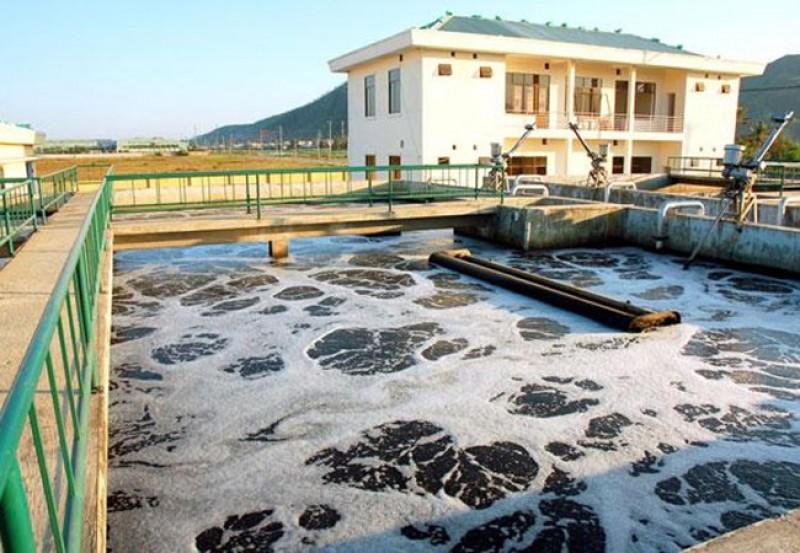100% cụm công nghiệp phải có hệ thống xử lý nước thải