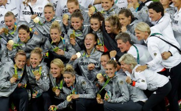 Đức giành HCV, Brazil trắng tay môn bóng đá nữ Olympic 2016