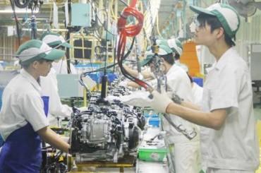 Sắp cán mốc 15 tỉ USD nguồn vốn đầu tư FDI