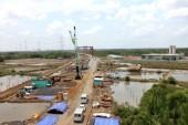 Yêu cầu đẩy nhanh tiến độ đường cao tốc Đà Nẵng - Quảng Ngãi