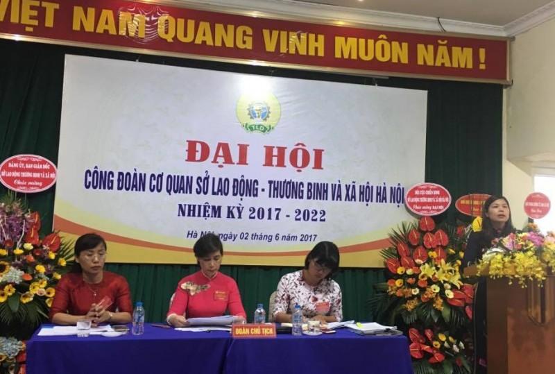 Công đoàn Viên chức thành phố Hà Nội: Làm tốt công tác chỉ đạo Đại hội CĐCS