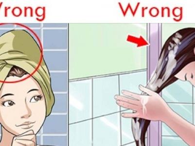 99% chị em mắc phải sai lầm này khi gội đầu làm mái tóc bị 'chết mòn'