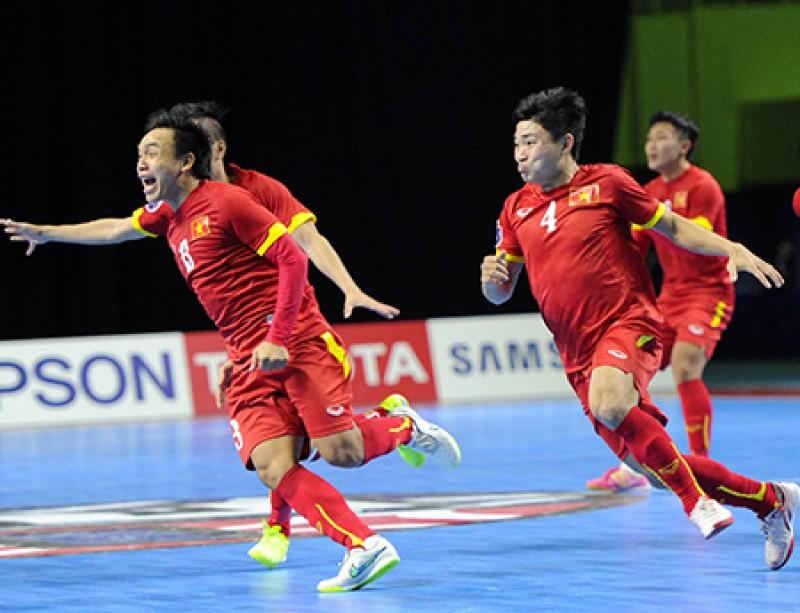 Đội tuyển futsal Việt Nam hội quân với giấc mơ hạ Thái Lan