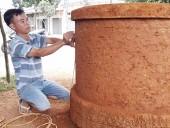 Độc đáo nghề chế tác đá ong