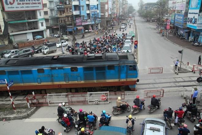 Đề xuất di dời Ga Hà Nội, đường sắt liên tỉnh ra khỏi nội đô