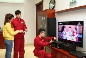 Đếm lùi ngày ngừng phát sóng truyền hình analog ở 15 tỉnh