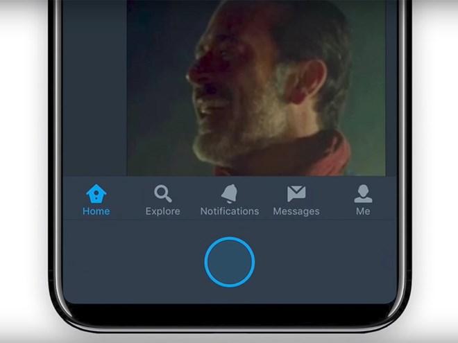 Rò rỉ mã nguồn iOS cho thấy chi tiết nút Home mới của iPhone 8