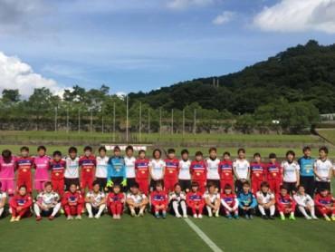 Đội tuyển nữ Việt Nam kết thúc tốt đẹp chuyến tập huấn tại Nhật Bản