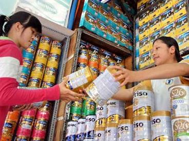 Giá sữa trẻ em được kê khai thế nào trước khi bán ra thị trường?