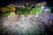Đắm mình với âm nhạc truyền thống tại đêm phố cổ Hà Nội