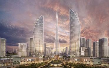 Dubai sắp có thêm nhà chọc trời cao nhất thế giới