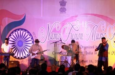 Nhóm nhạc nổi tiếng Ấn Độ biểu diễn mừng 45 năm quan hệ Việt-Ấn