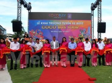 Đà Nẵng đưa xe buýt 2 tầng mui trần Coco Bus Tour vào hoạt động
