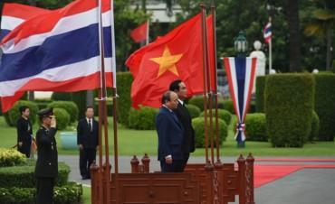 Tuyên bố chung Việt Nam-Thái Lan