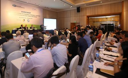 Đại biểu APEC bàn về đô thị thông minh