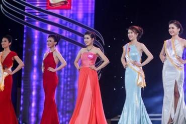 Không trình diễn áo tắm tại 'Hoa khôi sinh viên Việt Nam 2017'