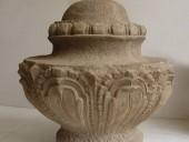 Đề nghị công nhận bệ đá hoa sen thế kỷ VIII-IX là bảo vật quốc gia