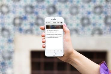 Cách tạo mật khẩu bảo vệ riêng từng ứng dụng trên iPhone