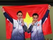 SEA Games 29: Đoàn thể thao Việt Nam vươn lên vị trí thứ 2
