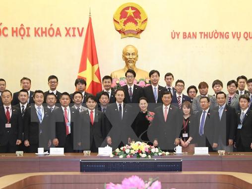 Tăng cường quan hệ với Nhật Bản luôn là ưu tiên hàng đầu của Việt Nam
