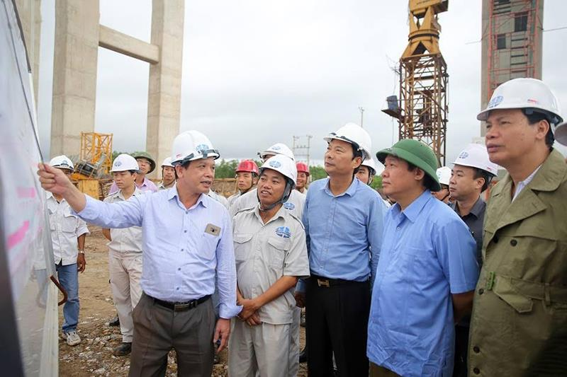 Sẽ thông toàn tuyến cao tốc Hải Phòng - Hạ Long trước Tết 2018