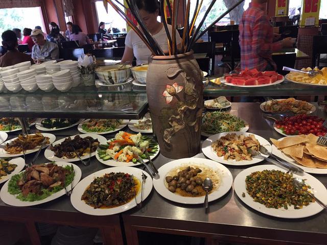 Những quán ăn chay ngon nức tiếng ở Hà Nội bạn nên đến mùa Vu Lan này