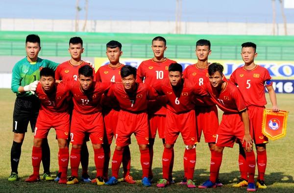 U16 Việt Nam đại chiến Indonesia để tìm tấm vé vào bán kết