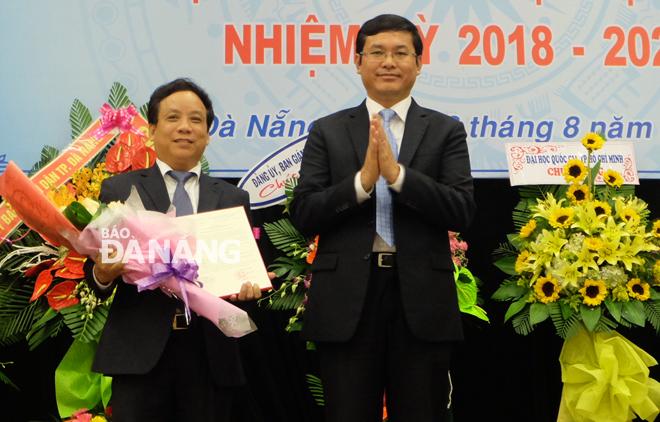 Bộ trưởng GD&ĐT bổ nhiệm Giám đốc Đại học Đà Nẵng