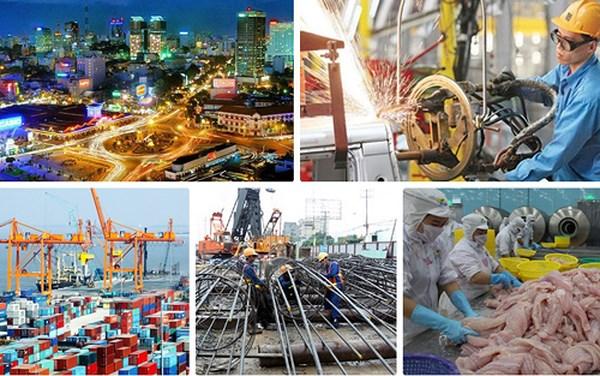Nhiều yếu tố giúp kinh tế Việt Nam tăng trưởng tốt trong 2018